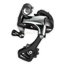NEW Shimano Tiagra RD-4700-GS 10-Speed Road Rear Derailleur Medium Cage - Grey