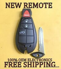NEW 08-10 DODGE CHARGER CHALLENGER KEYLESS REMOTE FOB FOBIK M3N5WY783X 05026315