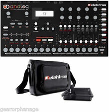 Elektron Analog Four - 4 Voice Analog Synthesizer Analog 4  + Case & Lid  *NEW*