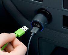 2.1A Doble USB Cargador de coche para iPhone 6S 6 SE 5S 5C iPad Samsung S7 S6 S5 S4 EDGE