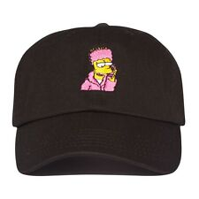 Camron Bart Dad Cap - Black