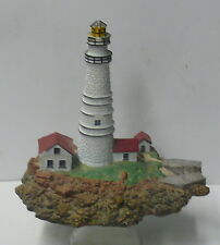 LIGHTHOUSE   BOTON LIGHT   HISTORIC AMERICAN LIGHTHOUSES     DANBURY MINT