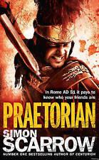 Scarrow, Simon Praetorian Very Good Book