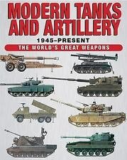 Modern Tanks and Artillery 1945-Present (The World's Great Weapons), Haskew, Mic