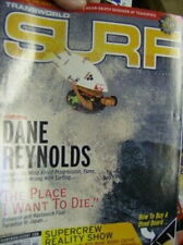 Transworld Surf Magazine November 2006 Dane Reynolds