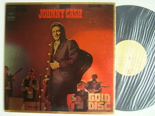 JOHNNY CASH GOLD DISC ISSUE / JAPAN GATEFOLD COVER