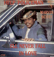 MARVIN SCOTT - Help Policeman / I'll Never Fall In Love