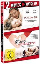 P.S. Ich liebe Dich / Klang des Herzens DVD NEU + OVP