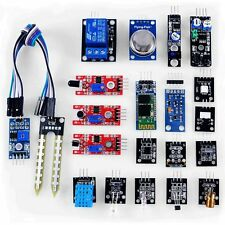 20 in 1 Sensor Module Kit for Arduino UNO Mega2560 Nano Raspberry Pi 2 3 Pi2 Pi3