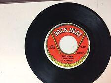 NORTHERN SOUL 45 RPM RECORD - O.V. WRIGHT- BACKBEAT 615