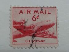 USA STAMP -  AIR MAIL - 6c