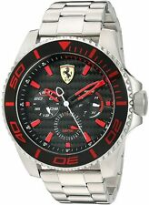 Men's Scuderia Ferrari XX Kers Stainless Steel Watch 830311