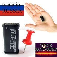 Unique Russian SPY GADGET Edic-mini Tiny+ A77 (A31) 150 hours Smallest DVR 4 GB