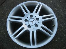 Brand new with damage Genuine Front Benz 17x7.5 rim for C Class