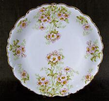 """Elite Works Limoges 12(1/4)"""" Floral Charger/Service Platter"""