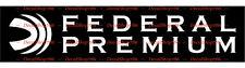 Federal Premium Ammo - Hunting/Shooting - Vinyl Die-Cut Peel N' Stick Decals