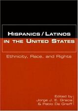 HispanicsLatinos in the United States : Ethnicity, Race, and Rights-ExLibrary