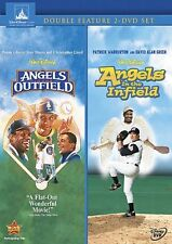 ANGELS IN THE OUTFIELD + IN THE INFIELD New DVD Disney
