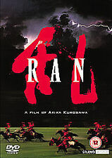 Ran 2 disk edition(DVD, 2001)(akira kurosawa) (very good condition)