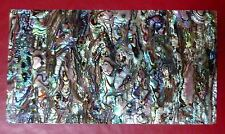 Purple/Green/Blue Shell Veneer INLAY OVERLAY PAUA Luthier Scrapbooking