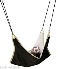 NEW Hammock Bed Ferret Sleeping Pad Brown 45 x 45