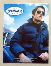 B071-Advertising Pubblicità-2000 - SPIEWAK NYC