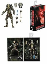 "NECA ULTIMATE JUNGLE HUNTER PREDATOR ACTION FIGURE - 7"" SCALE - 20cm - 8"" inch"