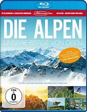 Die Alpen - Unsere Berge von oben - Blu-ray Disc NEU + OVP!