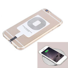 QI Wireless Power Charger Charging Pad Mat & Receiver For Apple iPhone 6 6Plus