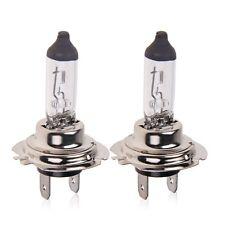 2x H7 Bombilla Lámpara Luz Faro Blanca 55W 12V Coches Auto Headlight
