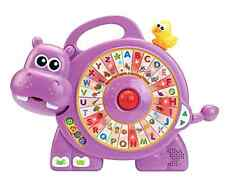 VTech Spinning Lights Learning Hippo Counting Toddler Preschool Development Toy