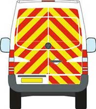 VAN REFLECTIVE REAR CHEVRON KIT - FULL HEIGHT ANY VAN (including Hi-Top)