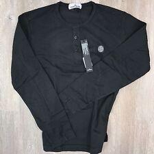 Klassisches T-Shirt Herren Poloshirt STONE ISLAND schwarz Gr. XXL UVP180€ SALE