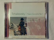TCHAIKOVSKY Piano concerto no 1 - KURT MASUR ANDRE' PREVIN COME NUOVO LIKE NEW!!