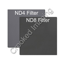 Kood Neutral Desnity ND Filter Kit 100mm ND4 ND8 - Fits Lee, Cokin & Hitech