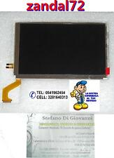 SCREEN DISPLAY LCD TOP NINTENDO 3DS XL 3DSXL OF SPARE PARTS NEW + WARRANTY