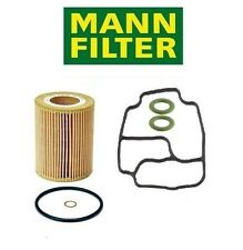 Oem Engine Oil Filter Gasket & Mann Oil Filter BMW E36 E46 M54-Engine NEW