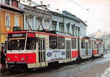 BC59364 tramway Tatra KT8 Miskolcon    railway chemin a fer
