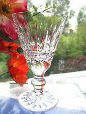 "Waterford Crystal Wine Glass TRAMORE 5"" Wine Glass x 1 Signed Irish Crystal"