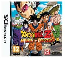 Dragon Ball Z: Attack Of The Saiyans (Nintendo DS, 2009) BRAND NEW SEALED