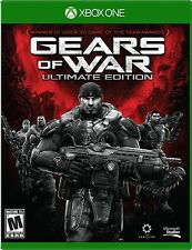 Gears of War 4: Ultimate Edition w/ steel book (Microsoft Xbox One, 2016) - New