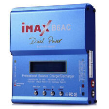 iMAX B6AC Digital RC Lipo NiMH Battery Balance Charger Discharger US charger FS