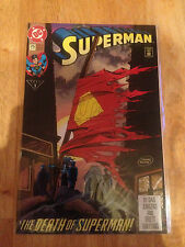 superman comic the death of superman