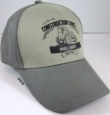Volvo Construction Series Wheel Loader Hat Cap Adjustable NEW with TAGS