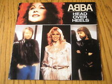 "ABBA - HEAD OVER HEELS   7"" VINYL PS"