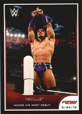 2016 Topps WWE Road to Wrestlemania #17 Neville