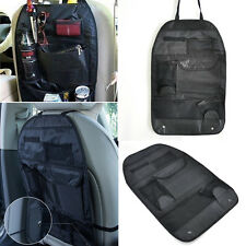 Black Pocket Storage Bag Car Auto Vehicle Seat Back Hanger Holder Organizer