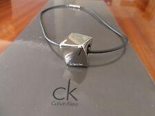 Calvin Klein Silver Necklace KJ53AP010100