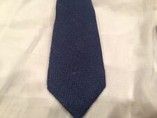 $295 KITON Napoli wool/Silk Tie hand made in Italy