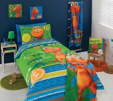 Dinosaur Train 'Buddy' - Double Quilt Cover Set - Great Gift Idea!